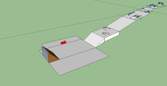 kings cup layout